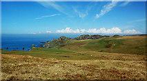 NR2743 : Killeyan Coastal View by Mary and Angus Hogg