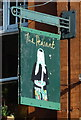 TQ3182 : Sign for the Peasant pub, Clerkenwell, London EC1V  by JThomas