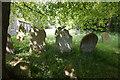 TG4704 : Church Graveyard by Ian S