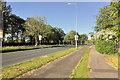 SD5027 : Hutton, Liverpool Road by David Dixon