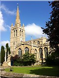 SK8608 : All Saints' Church, Oakham by Andrew Abbott