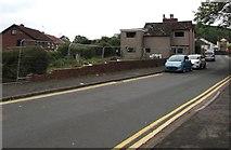 ST3090 : Fenced-off site, Pillmawr Road, Malpas, Newport by Jaggery