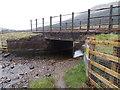 NN2327 : Railway bridge at Airigh nan Cioch by Iain Russell