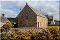 NH8299 : Golspie Free Church by Chris Heaton