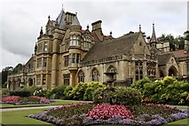 ST5071 : The south front of Tyntesfield by Andrew Abbott