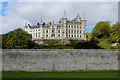 NC8500 : Dunrobin Castle from the Shoreline by Chris Heaton