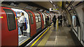 TQ3279 : Platform, Borough Underground Station by Rossographer