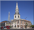 TQ3279 : Church of St George the Martyr, Southwark by Rossographer