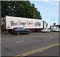 ST3090 : When Hunger Calls!! Malpas Road, Newport by Jaggery