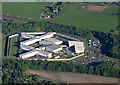 NS9962 : HMP Addiewell from the air by Thomas Nugent