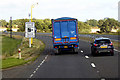 NO5358 : Average Speed Camera on the A90 near Nether Careston by David Dixon