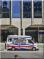 TQ3181 : Ice Cream Van, London by Rossographer