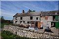 SE5709 : Derelict farmhouse on Tilts Lane by Ian S