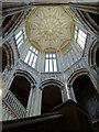 SS8086 : Staircase tower, Margam Castle by Philip Halling