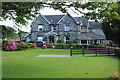 SH7961 : Cartref Y Borth care home by Richard Hoare