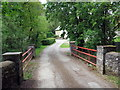 SN6662 : Tuag at Felin Fullbrook / Towards Fullbrook Mill by Alan Richards