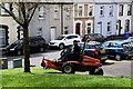 C4316 : Cutting grass, Derry / Londonderry by Kenneth  Allen