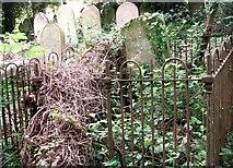 TG2408 : The grave of John Barnard by Evelyn Simak