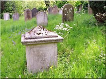 TG2408 : The monument of the Barker Family by Evelyn Simak
