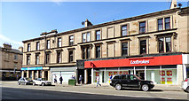 NS5566 : Dumbarton Road, Partick by Thomas Nugent