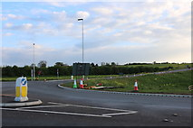 SP6260 : The new A45/A5 link, Weedon by David Howard