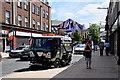 C4316 : William Street, Derry / Londonderry by Kenneth  Allen