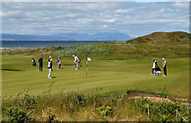 NS2005 : Trump Turnberry Ailsa Golf Course by Walter Baxter