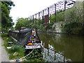 TQ0493 : Narrowboat on the Grand Union Canal near Rickmansworth by Marathon