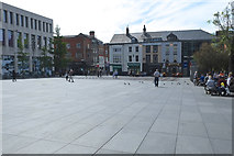SJ3490 : Williamson Square by Anthony O'Neil