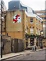 "TQ3078 : Lambeth : ""The Windmill"" public house by Jim Osley"