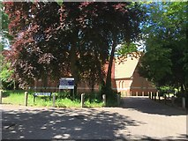 SU5985 : The Chapel by Bill Nicholls