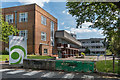 TQ1656 : Former Leatherhead Food Research Laboratories by Ian Capper