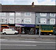 ST3090 : Philip Jones van, Malpas Road, Newport by Jaggery