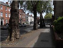 SK3436 : Friar gate , Derby by Chris Gunns