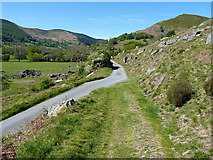 SJ0526 : End of the track at Tan-y-graig by Richard Law