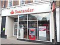 SP9907 : Santander Bank Branch in Berkhamsted by David Hillas