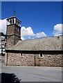 SX2553 : Grade II (star) listed Church of St Nicholas, Looe by Jaggery