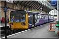 TA0928 : Pacer train 142088 at Paragon Station, Hull by Ian S