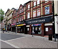 ST3088 : The Courtyard nightclub, Cambrian Road, Newport by Jaggery