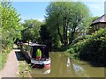 SP4814 : Narrowboats on the Oxford Canal by Steve Daniels