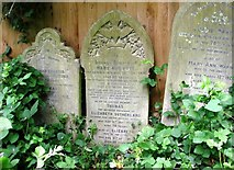 TG2408 : The grave of Mary Ann Pyle by Evelyn Simak