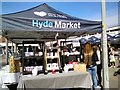 SJ9494 : Hyde Artisan Market by Gerald England