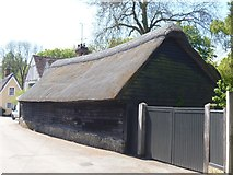 TL5646 : Linton buildings [3] by Michael Dibb