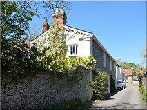 TL5646 : Linton houses [16] by Michael Dibb