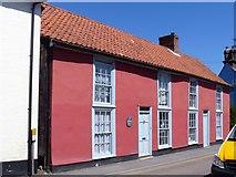 TL5646 : Linton houses [24] by Michael Dibb