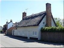 TL5646 : Linton houses [26] by Michael Dibb