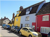 TL5646 : Linton houses [29] by Michael Dibb