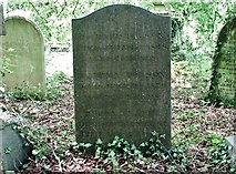 TG2408 : The grave of Rhoda Chaney by Evelyn Simak