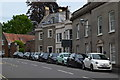 ST5446 : New Street, Wells by David Martin