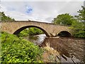 NH8250 : The White Bridge over the River Nairn by valenta